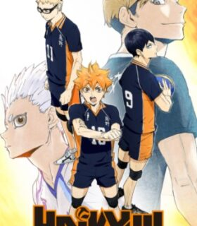 Haikyuu to the top! 4 temporada