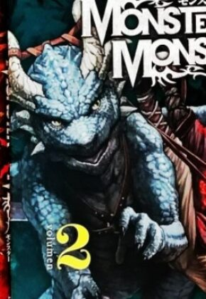 Monster x Monster Manga