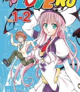 To Love-Ru Manga