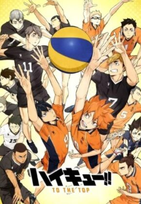 Haikyuu!! To the Top 2nd Season