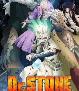 Dr. Stone Stone Wars 2nd Season