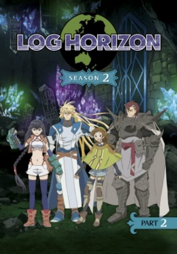 Log Horizon 2nd Season (25/25)