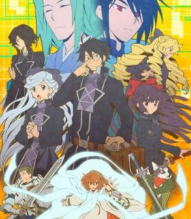 Log Horizon Entaku Houkai 3rd season