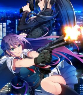 Grisaia Phantom Trigger The Animation