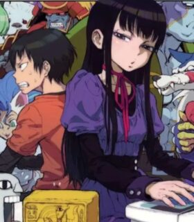 High Score Girl Manga